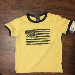 NWT Polo by Ralph Lauren Boys Top Size 3T